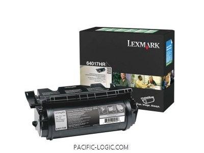 64017HR - Lexmark T64X - Return Program Print Cartridge, High Yield