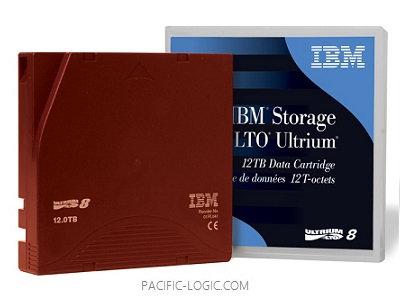 01PL041 - IBM LTO Ultrium 8 Data Cartridge