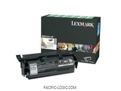 X651A11P - X651,X652,X654,X656,X658 Return Program Print Cartridge