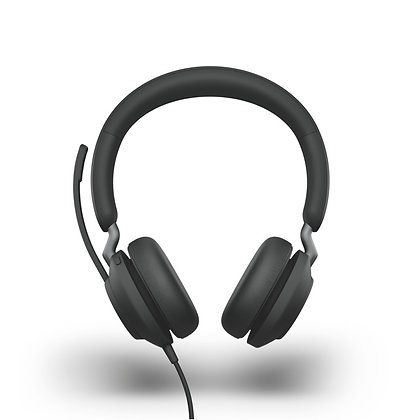 Jabra Evolve2 40 Stereo Corded Headset
