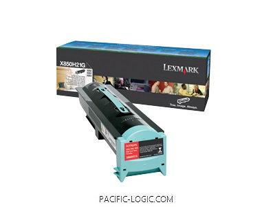 X850H21G - Lexmark X85Xe High Yield Toner Cartridge