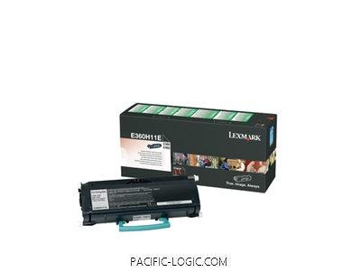 E360H11P - Lexmark E360/E460 High Yield Return Program Toner Cartridge