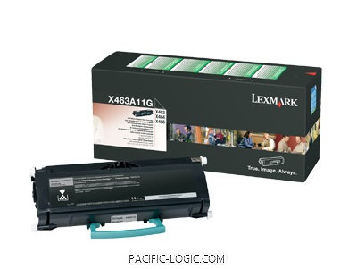 X463A11G - X463, X464, X466 RETURN PROGRAM Toner CARTRIDGE
