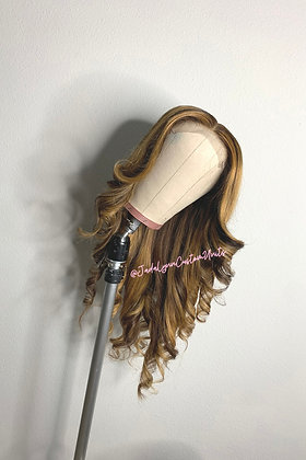 Create Your Own INDIAN CLOSURE Wig Unit