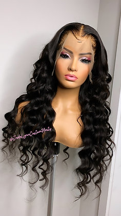 Create Your Own INDIAN FRONTAL Wig Unit