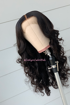 Create Your Own BRAZILIAN CLOSURE Wig Unit