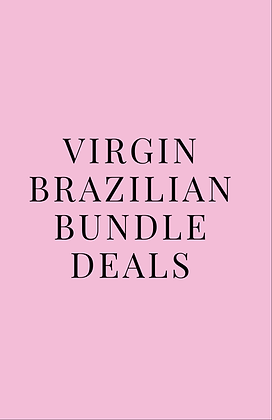 Virgin Brazilian Bundle Deals
