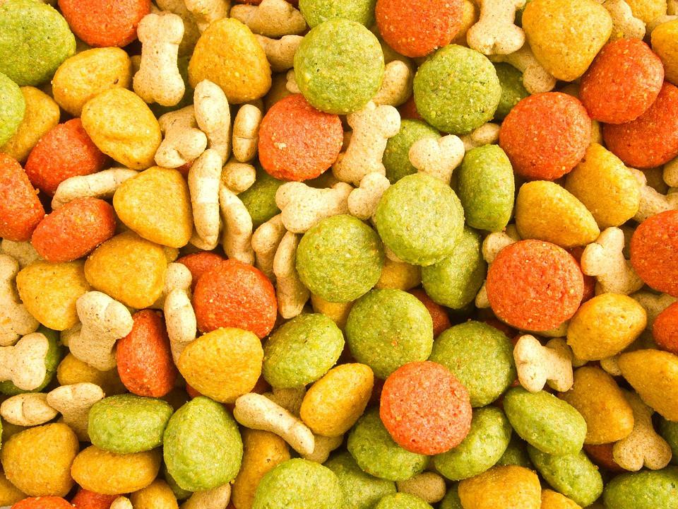 Alimento a granel para mascotas