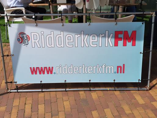 Interview bij Radio Ridderkerk FM