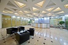 Empty lobby at business center.jpg