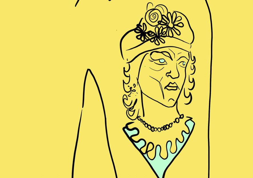 Tattoo Forschung - Brigitte Boomgaarden aka Moni Lang