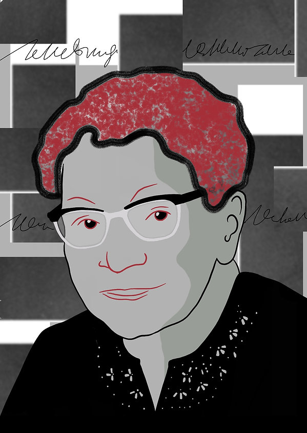 Portrait Charlotte Niehaus - Brigitte Bo