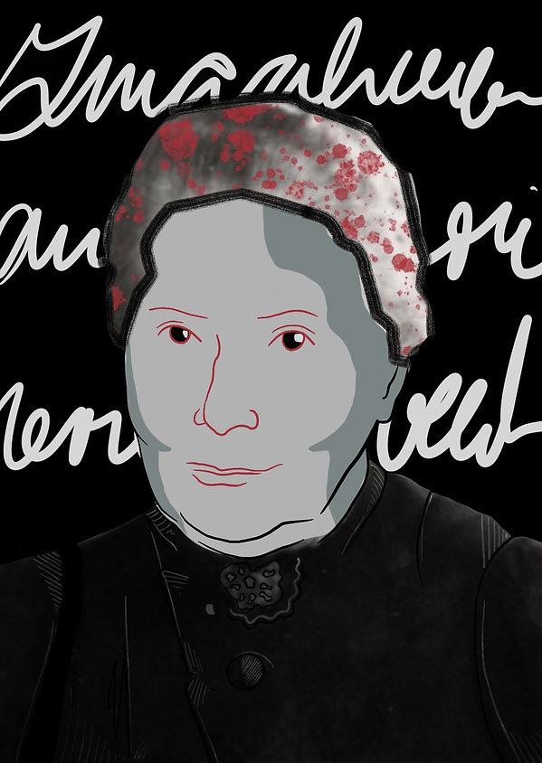 Portrait Agnes Heineken - Brigitte Boomg