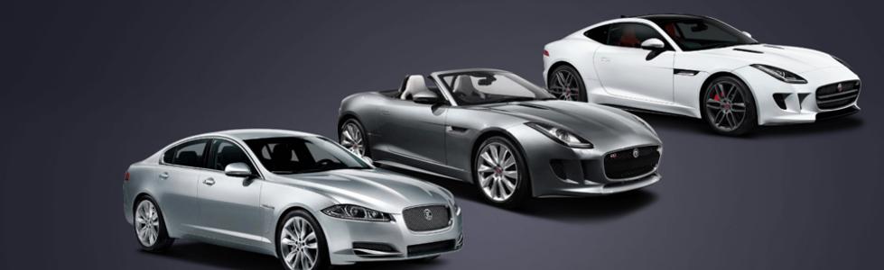 Jaguar Approved Header