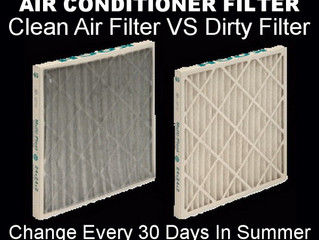 Have you Changed the Air Filter?