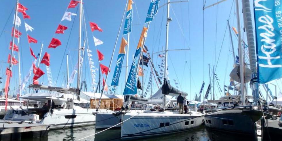 2021 Annapolis Sailboat Show    LYC cocktail meetup