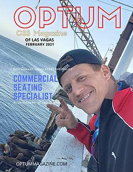Optum CSS Small Businesses Of Las Vegas Magazine Issue 2