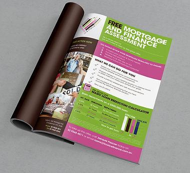Ad designing
