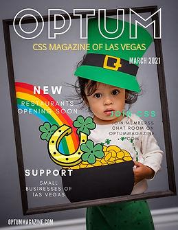 Optum CSS Small Businesses Of Las Vegas Magazine Issue 3