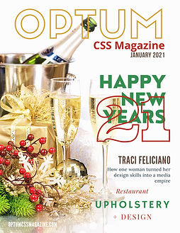 Optum CSS Small Businesses of Las Vegas magazine