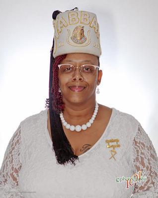 High Priestess – Dt. Kiema Mosley