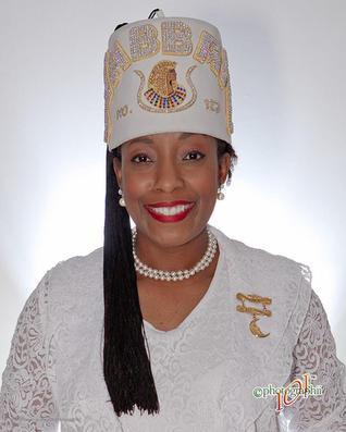 1st Ceremonial Daughter – Dt. Nivia Lindsey