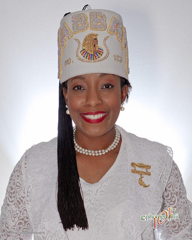 1st Ceremonial Daughter – Dt. Nivia Lindsey