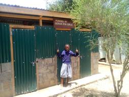 Goods for Girls toilet