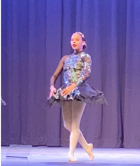 Reflections After the Dance Recital