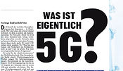 Was ist eigentlich 5G?