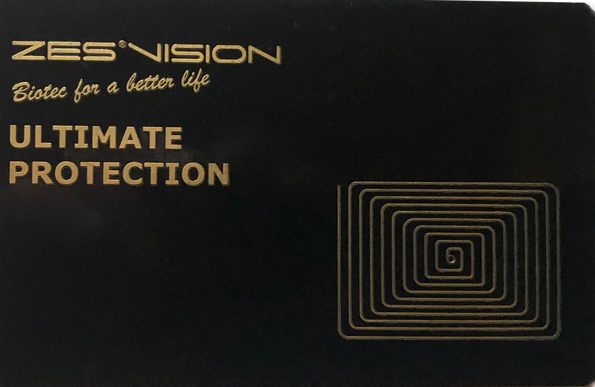 ZES Ultimate Protection Card