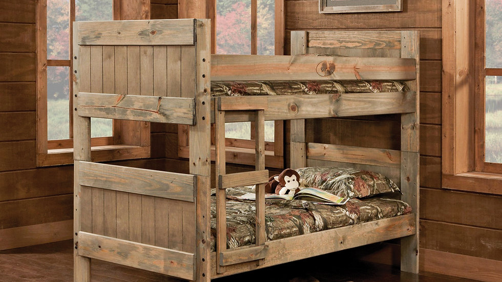 BUNK BED  TWIN / TWIN