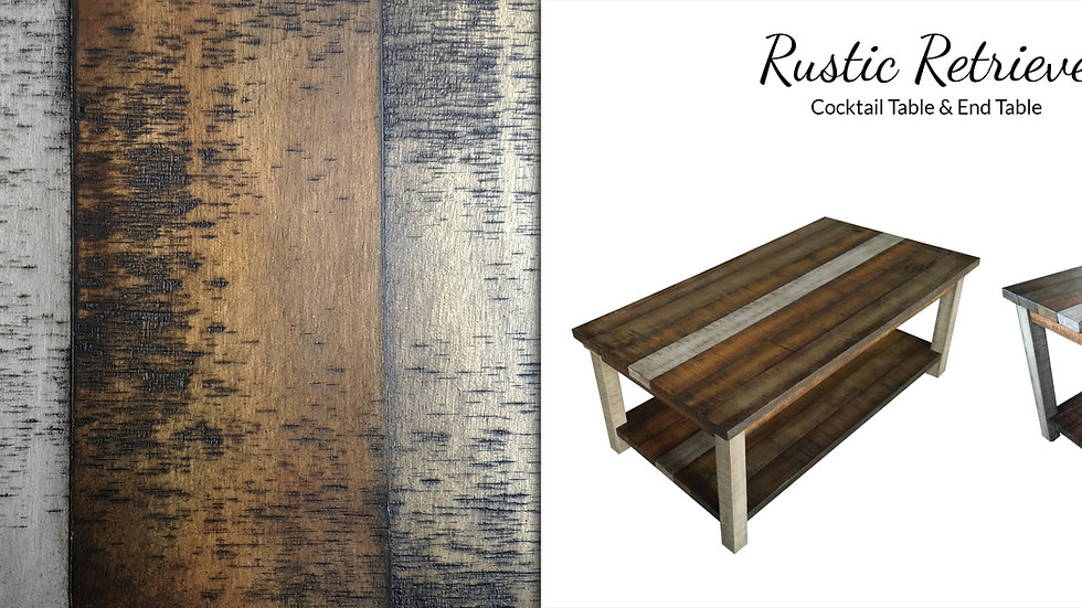 RETRIEVE RUSTIC