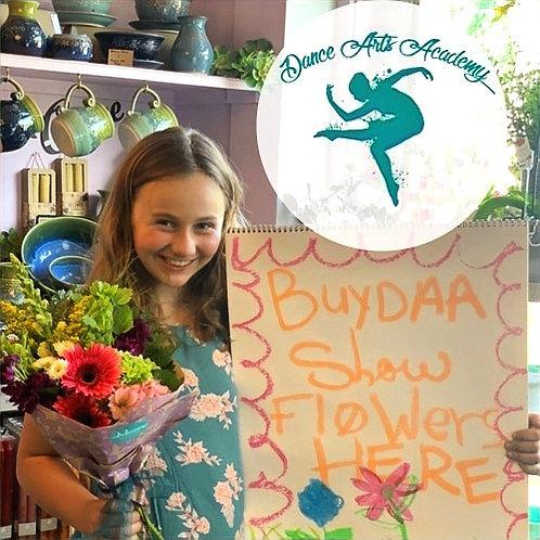 Dance Arts Academy Bouquet $20 & $40