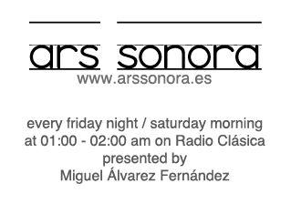 idrioema on Ars Sonora Radio
