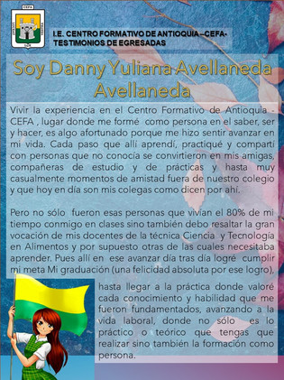 Danny Yuliana Avellaneda