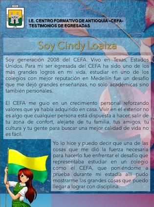 Cindy Loaiza