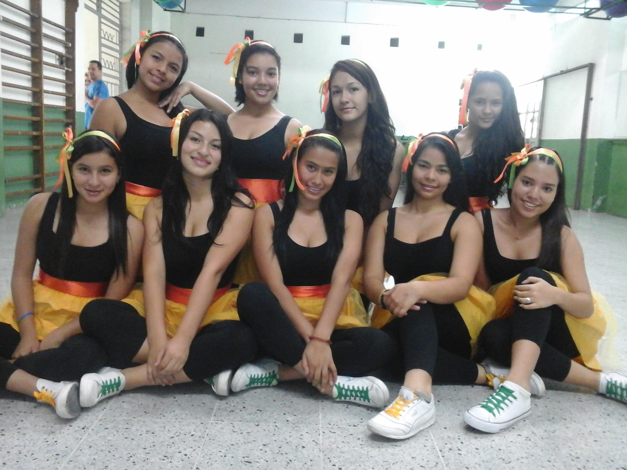 Concurso nacional Baila Fanta