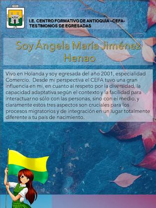 Ángela María Jiménez Henao