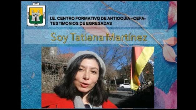 Tatiana Martínez