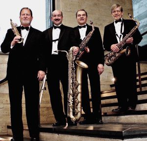 Washington Saxophone Quartet | St. Stephen and the Incarnation Episcopal Church
