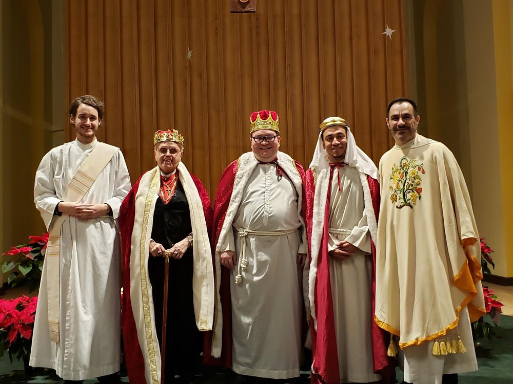 The Feast of Epiphany | St. Stephen and the Incarnation Episcopal Church