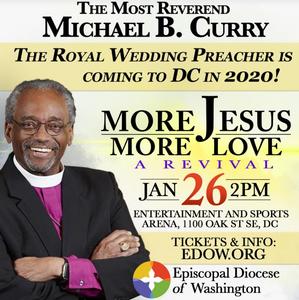 Bishop Michael B. Curry