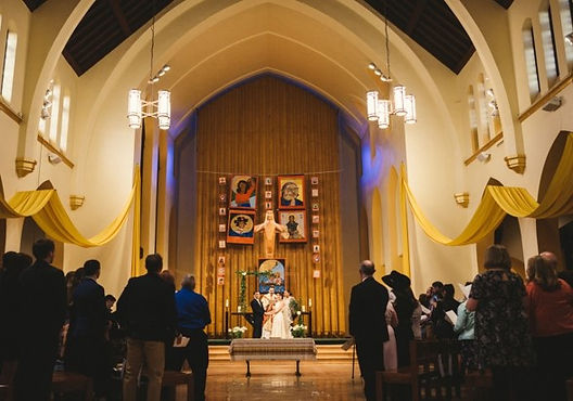 Nichole and Ted wedding | St. Stephen and the Incarnation Episcopal Church