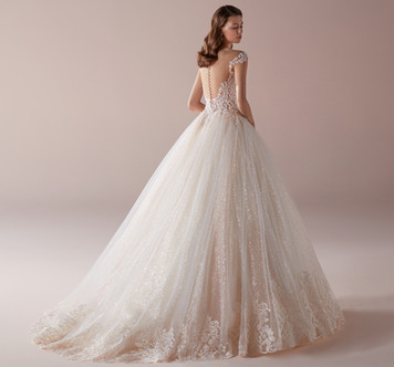 Nicole Spose x Belle Âme Bridal