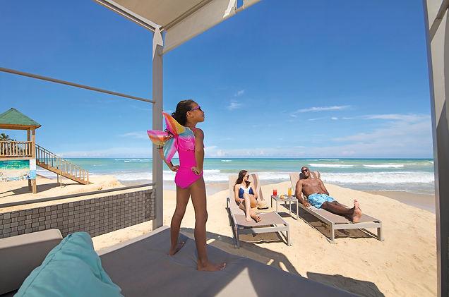 Travel wih Alexa, Nickelodeon Punta Cana