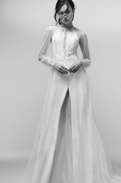 Alessandra Rinaudo x Belle Âme Bridal