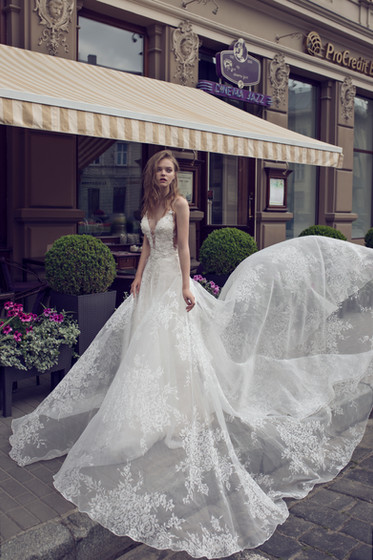 Noya by Riki Dalal for Belle Âme Bridal