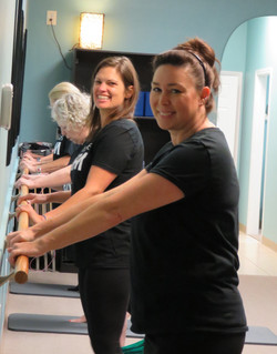 The Pilates Firm, Cypress, Texas