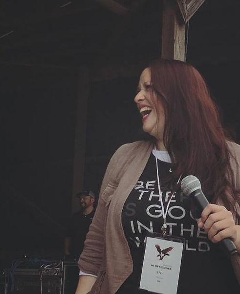 Liv Harrison, Youth Speaker